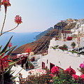 Santorini 018 by Manolis Tsantakis