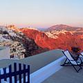 Santorini 019 by Manolis Tsantakis