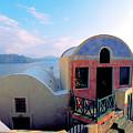 Santorini 02 by Manolis Tsantakis