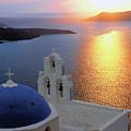 Santorini 03 by Manolis Tsantakis