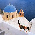 Santorini 04 by Manolis Tsantakis
