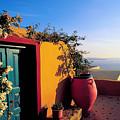 Santorini 09 by Manolis Tsantakis