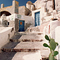 Santorini Entryway by Stan Roban