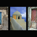 Santorini Memories by Rich Walter