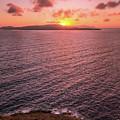 Santorini Sunset by BBrave Photo