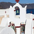 Santorini White by Stephen Schwiesow