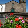 Sao Miguel Arcanjo Church by Gaspar Avila