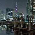 Sao Paulo Bridges - 3 Generations Together by Carlos Alkmin