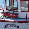 Saoirse Boat Donegal by Eddie Barron