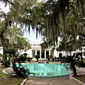 Sapelo Mansion  by Katherine W Morse