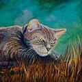 Saphira's Lawn by AnnaJo Vahle