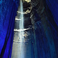 Sapphire Ruby Falls by Pamela Smith