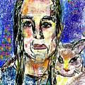 Sarah And Shai by Joyce Goldin