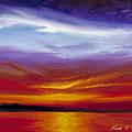 Sarasota Bay I by James Christopher Hill