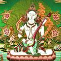 Saraswati 11 by Jeelan Clark