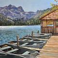 Sardine Lake by Loreen Thomas