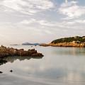 Sardinian Coast I by Yuri Santin