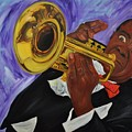 Satchmo by Mitchell Todd