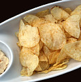 Satisfy The Craving With Chips And Dip by Barbara Griffin