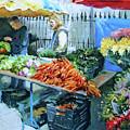 Saturday Market by Conor McGuire