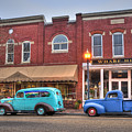 Saturday Morning On Main Steet by Williams-Cairns Photography LLC