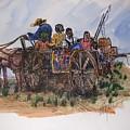 Saturday Morning Ride by Ethel Dixon
