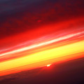 Saturn On Earth Sunset by James BO  Insogna