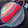 Saturn by Stanley Morganstein