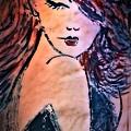 Saucy Lady by Deborah Selib-Haig DMacq