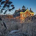Saugerties Lighthouse  by Jeffrey Friedkin