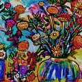 Sauvie Island Flowers by Angelina Marino