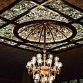 Savannah Antique Ceiling by Linda Covino