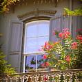 Savannah Balconies II by Linda Covino