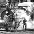 Savannah Central Steam Locomotive by Scott Hansen