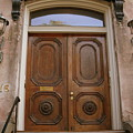 Savannah Doors I by Jacqueline Manos