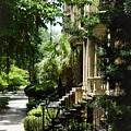 Savannah Historic District  by Paul Wilford