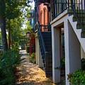 Savannah Streets by Southern Photo