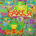 Save Our Frogs by Nick Gustafson