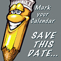 Save This Date by Kevin Middleton