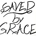 Saved By Grace by Lakeesha Mitchell