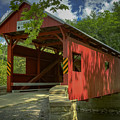 Sawhill Covered Bridge by Jack R Perry