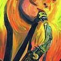 Sax Diva by Michael Lee