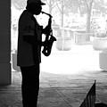 Sax Man by Francesa Miller