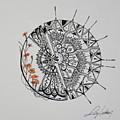 Saxifraga 'peter Pan' by Aitken Inks
