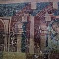 Saxon Medieval Frescoes, Transylvania by Perry Rodriguez