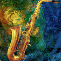 Saxophone by Jack Zulli