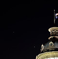 Sc State House Dome And Conjunction by Charles Hite