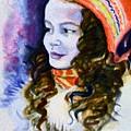 Scandinavian Girl by Elaine Berger
