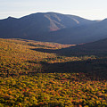 Scar Ridge Autumn by Chris Whiton