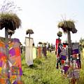 Scarecrows by Heiko Koehrer-Wagner
